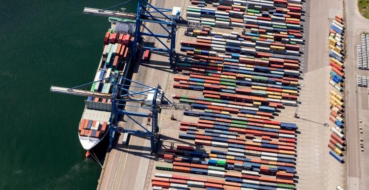 København får ny containerterminal til 800 millioner kr. i 2023