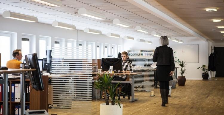 Corona ændrer fremtidens kontorlandskab