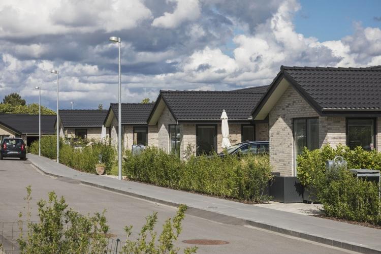 HusCompagniet bygger 49 rækkehuse på Fyn