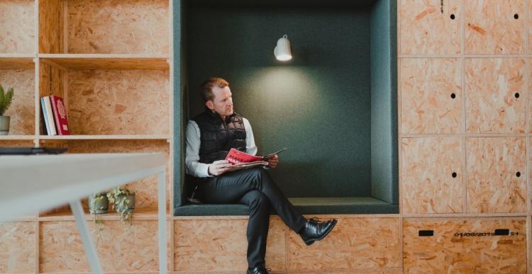 Rasmus Juul-Nyholm bliver en del af nyt, bæredygtigt ejendomsselskab