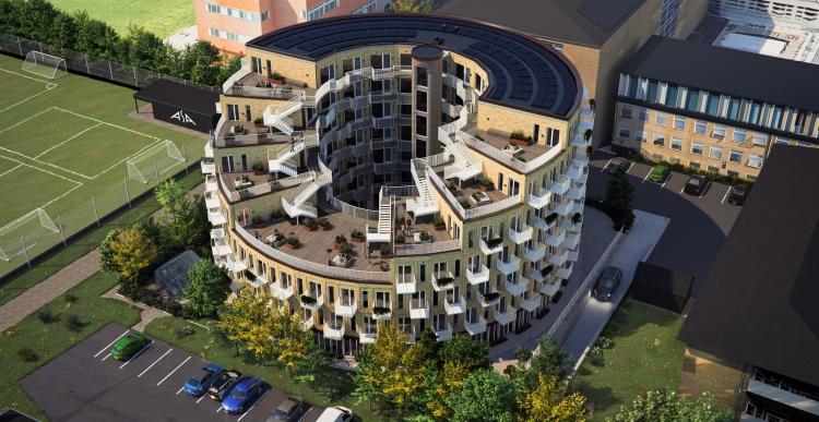 SØM ejendomme køber Colosseum i Aarhus for 262 millioner kr.