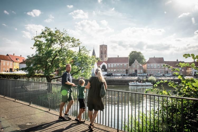 Feriecentre nyder godt af danskernes ændrede rejsevaner