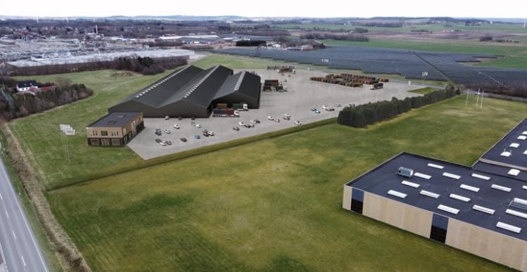Birch Ejendomme køber 70.000 kvm erhvervsgrund ved Silkeborg