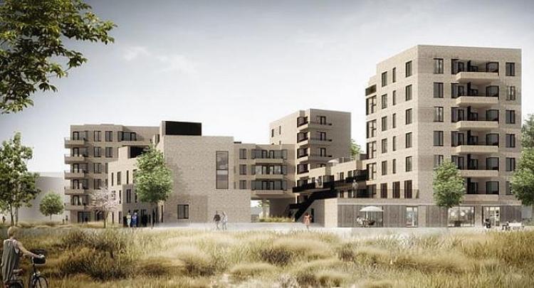 Byggeri af 80 boliger i Køge skudt i gang