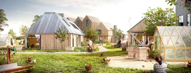 Ny bydel med 550 boliger i Holstebro