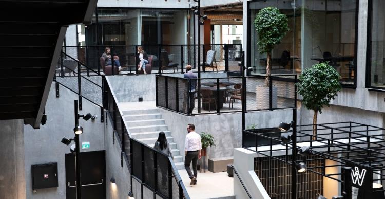 Woods åbner sin første flagskibs-kontorbygning i København