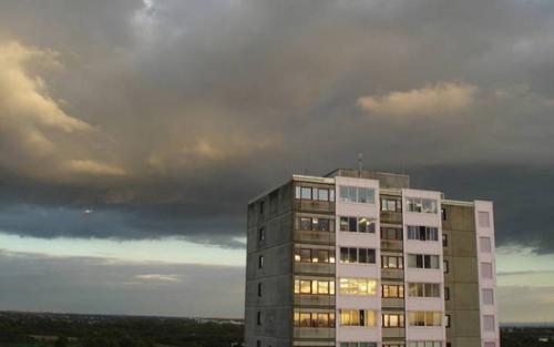 Almene boliger: store projekter