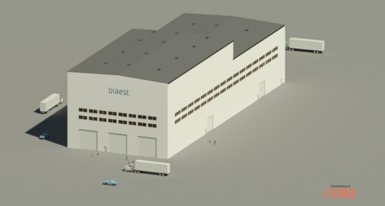 Ny 5.000 kvm testhal til vindmøller skal opføres i Aalborg