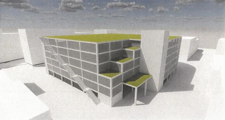 Køge Kommune vil bygge parkerings- og skaterhus til 141 millioner
