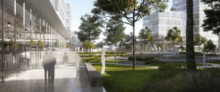 Flere nye højhuse i Aarhus på tegnebrættet