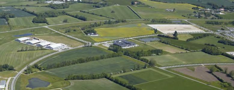 Odense Kommune udbyder 500.000 kvm i Tietgenbyen