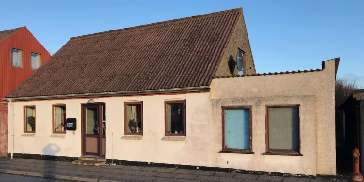Landets billigste hus solgt for 75.000 kr.
