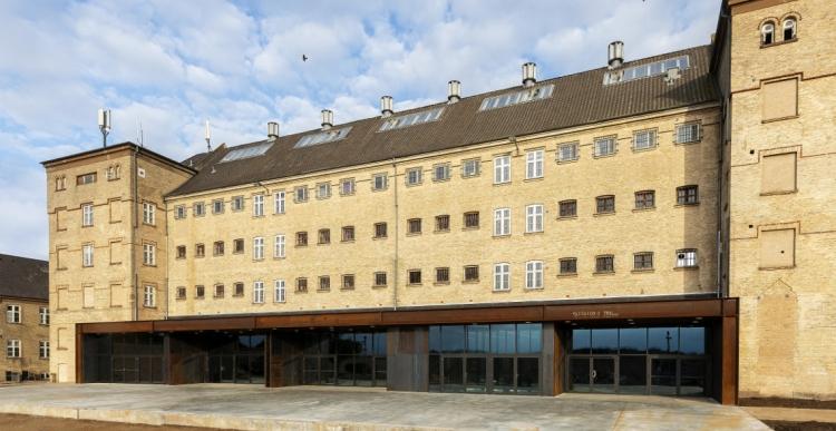 Fængslet slår dørene op til 1.200 kvm eventsal