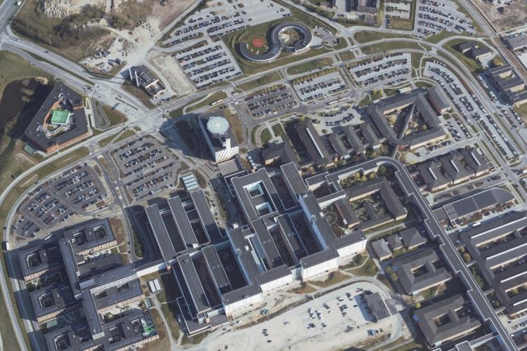 Sygehusbyggeri i Aarhus skal bygges med OPP-partner