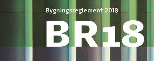 Jylland: BR18: Ændringer af bygningsreglement 2018. KURSUS.