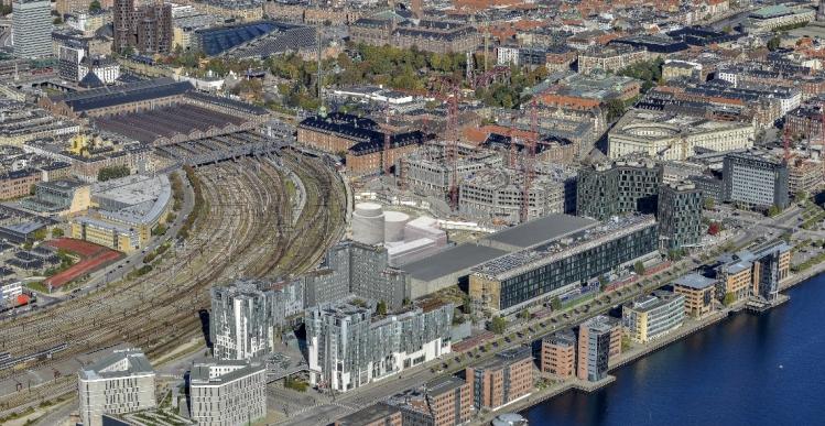 Aftale om 100 almene boliger midt i København