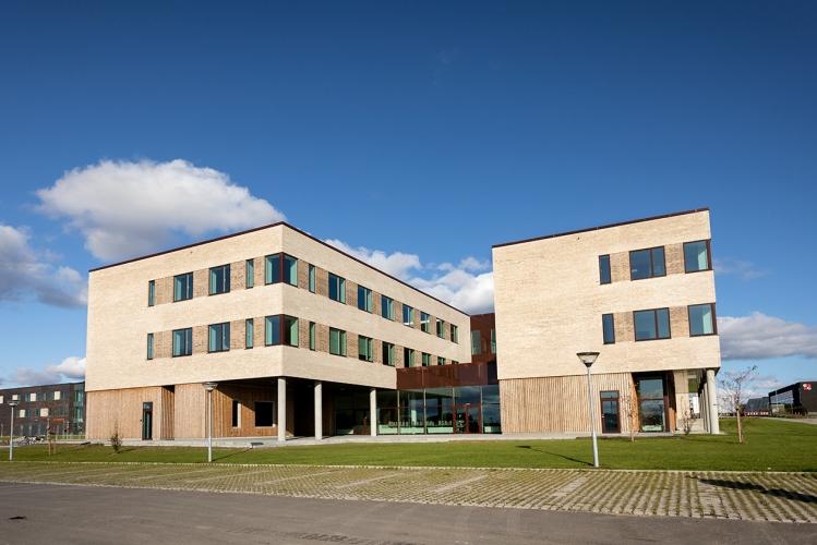 Guld til PensionDanmark-byggerier i Aarhus