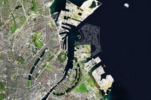 Nordhavn - udviklingsplaner, Nordhavnstunnel, Lynette-øen og Refshaleøen