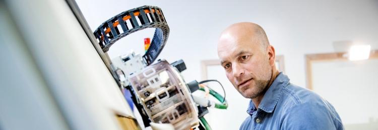 Fynsk robot gør byggeriet 3 gange hurtigere