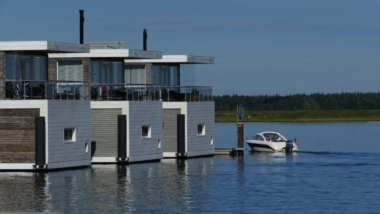 Husbåde: fremtidens ferieboliger?