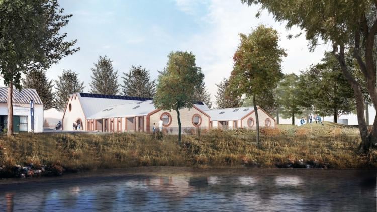 Endnu et CO2-neutralt børnehus på vej i Gladsaxe