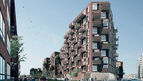 Almene boliger: store projekter AARHUS