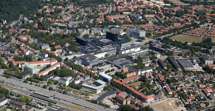 Nu er 3 hold klar til konkurrence om fremtidens Kongens Lyngby Centrum
