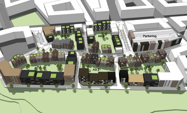 2E Group bygger 300 boliger i Egedal