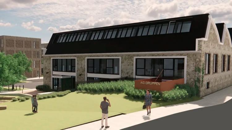AG Gruppen bygger nyt hovedkvarter