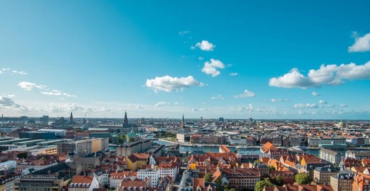 Byggeri af almene boliger i København