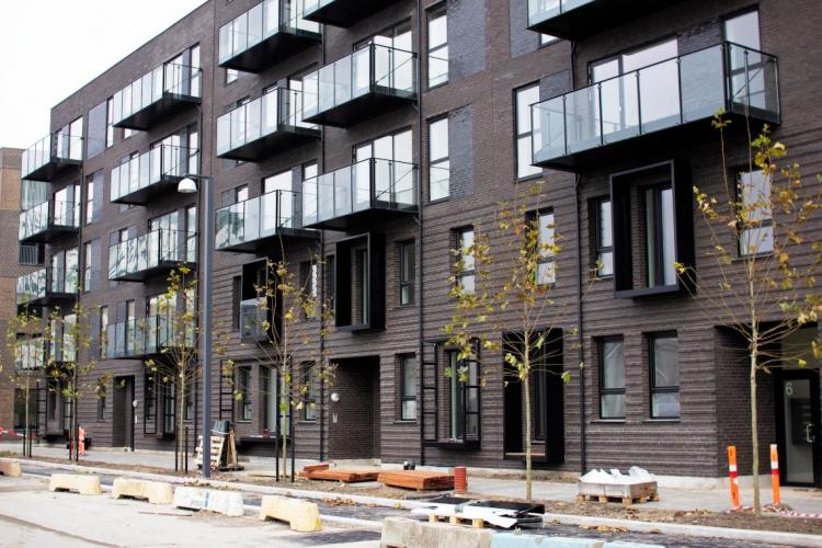 AXA Gruppen investerer 1,3 milliarder i boliger i Ørestad