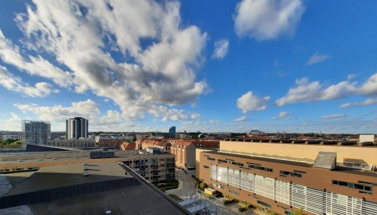 Antallet af ledige lejeboliger i Aarhus er steget med 13 procent
