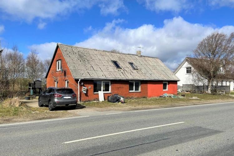 Danmarks billigste hus sat ned til 80.000 kr.