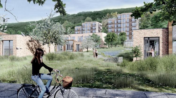 Overbelastet kloaknet i vejen for projekt med 69 boliger i Vejle