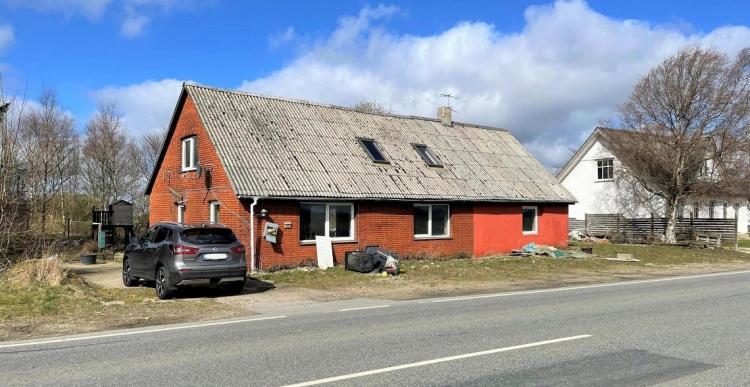 Danmarks billigste hus koster 99.000 kr.