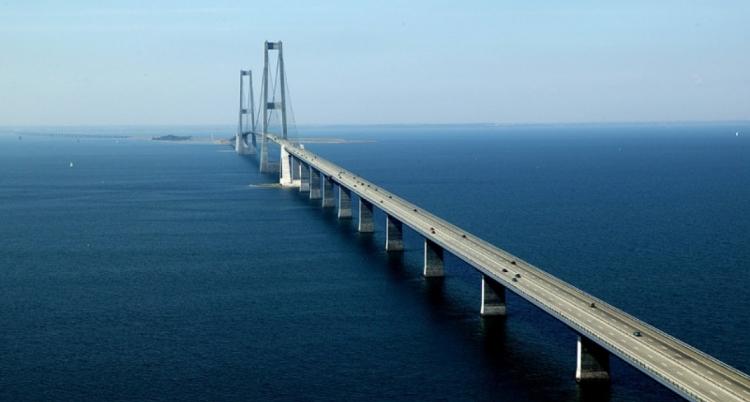 JYLLAND: Broen til Sjælland for 136 milliarder