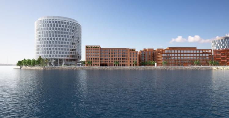 Nyt hotel med 95 hotellejligheder i Nordhavn