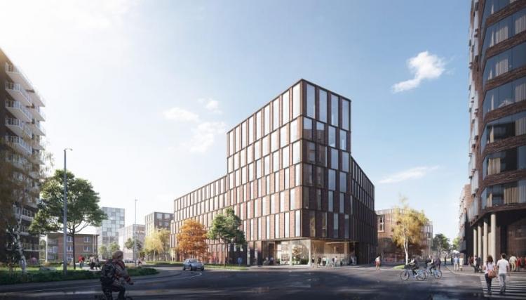 Rådgivere til detailkædes 11.000 kvm, nye hovedkontor i Aarhus på plads