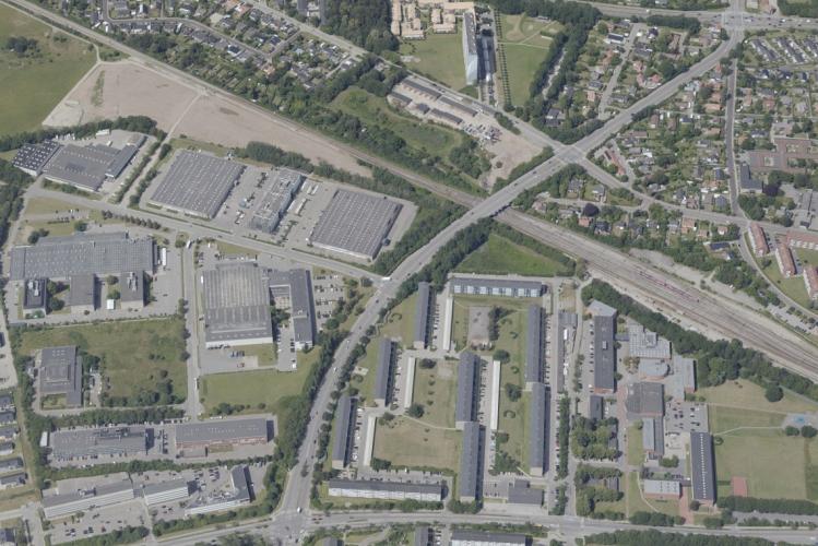 Kontor- og logistikejendomme i Ballerup solgt for 160 millioner