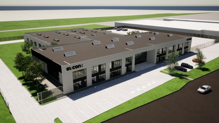 KT Erhvervsbyg bygger 6.000 kvm domicil i Aarhus for El:Con