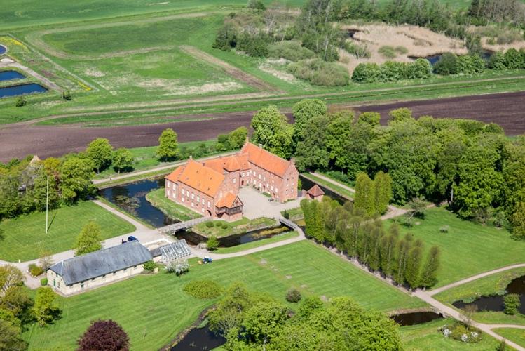 Ejendomsinvestor køber 500 år gammel herregård på Vestsjælland