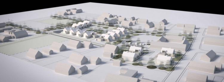 Plan om 14 nye boliger i Hasseris i Aalborg