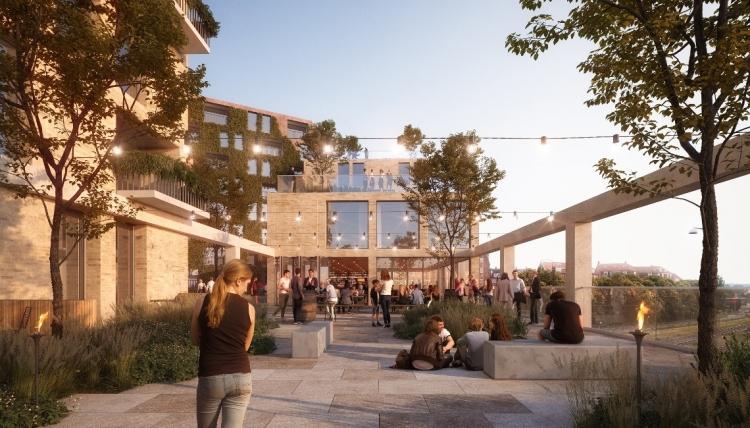 Helhedsplanen for Aarhus Banegrav