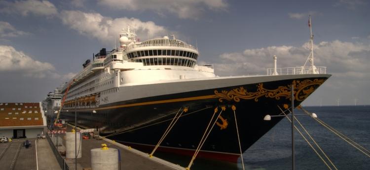By & Havn bygger landstrømsanlæg til krydstogtskibe