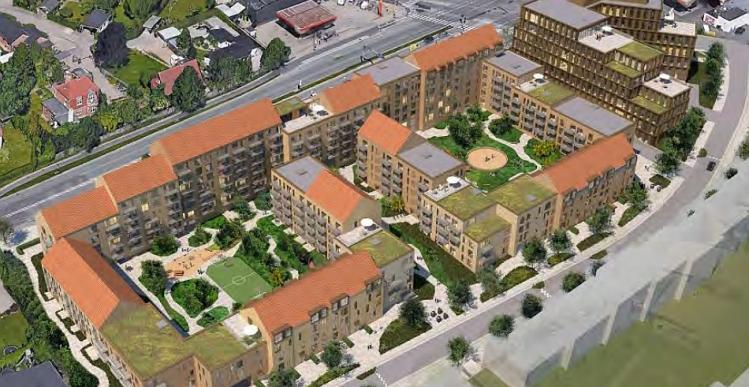 Grønt lys til 500 boliger i Aarhus