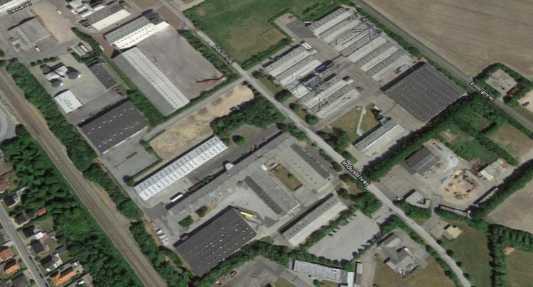 Velux vil sælge 33.000 kvm bygninger i Skærbæk