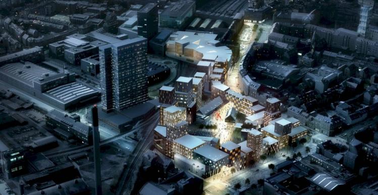 Aarhus hiver gammel plan op af skuffen