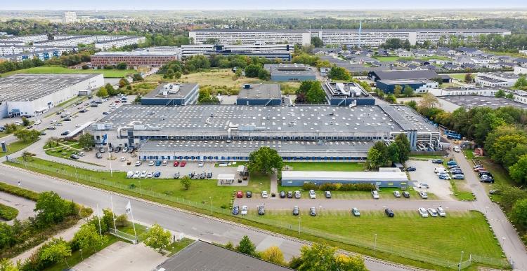 Ikano Bolig omdanner industri til 40.000 kvm boliger