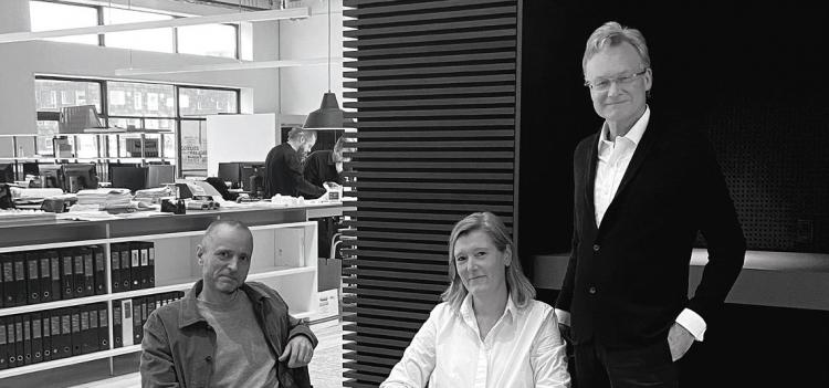 Gottlieb Paludan Architects med 2 nye direktører