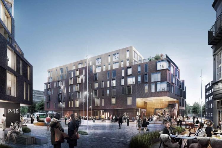 Føtex Food åbner i nybyggeri midt i Odense